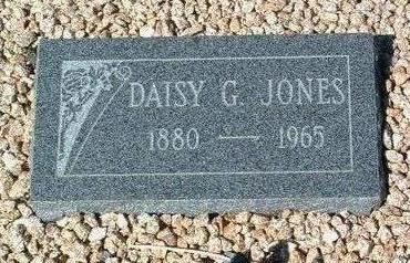 JONES, DAISY GERTRUDE - Yavapai County, Arizona | DAISY GERTRUDE JONES - Arizona Gravestone Photos