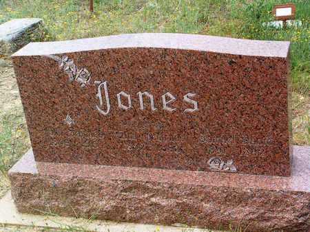 JONES, ELLA GERTRUDE - Yavapai County, Arizona   ELLA GERTRUDE JONES - Arizona Gravestone Photos