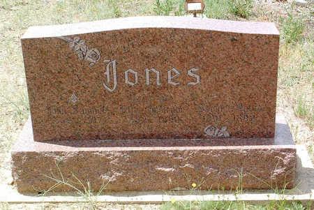 JONES, JOHN SAMUEL - Yavapai County, Arizona   JOHN SAMUEL JONES - Arizona Gravestone Photos