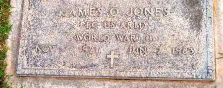 JONES, JAMES O. - Yavapai County, Arizona | JAMES O. JONES - Arizona Gravestone Photos