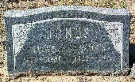 JONES, ALBERT LLOYD - Yavapai County, Arizona | ALBERT LLOYD JONES - Arizona Gravestone Photos