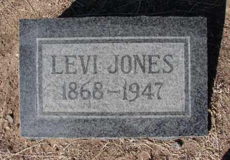 JONES, LEVI CASHUS - Yavapai County, Arizona | LEVI CASHUS JONES - Arizona Gravestone Photos