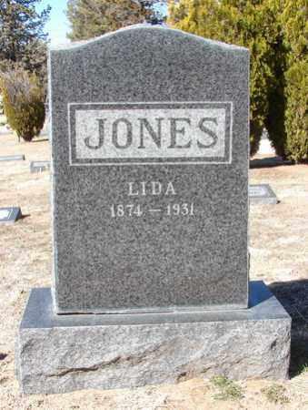 TURNER JONES, ELIZA ANN ( - Yavapai County, Arizona   ELIZA ANN ( TURNER JONES - Arizona Gravestone Photos