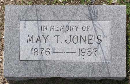 DILLON JONES, MAY T. - Yavapai County, Arizona | MAY T. DILLON JONES - Arizona Gravestone Photos