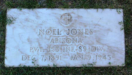 JONES, NOEL - Yavapai County, Arizona | NOEL JONES - Arizona Gravestone Photos