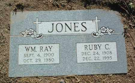 JONES, RUBY CHRISTINA - Yavapai County, Arizona | RUBY CHRISTINA JONES - Arizona Gravestone Photos