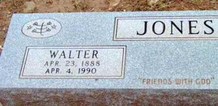 JONES, WALTER - Yavapai County, Arizona | WALTER JONES - Arizona Gravestone Photos