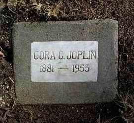 JOPLIN, CORA CHRISTINA - Yavapai County, Arizona | CORA CHRISTINA JOPLIN - Arizona Gravestone Photos