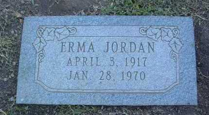 BROWN JORDAN, ERMA L. - Yavapai County, Arizona | ERMA L. BROWN JORDAN - Arizona Gravestone Photos