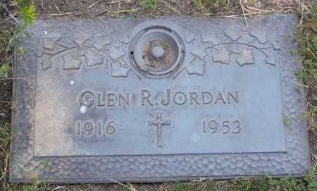 JORDAN, GLEN RITCHIE - Yavapai County, Arizona | GLEN RITCHIE JORDAN - Arizona Gravestone Photos