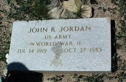 JORDAN, JOHN RANKIN, II - Yavapai County, Arizona | JOHN RANKIN, II JORDAN - Arizona Gravestone Photos
