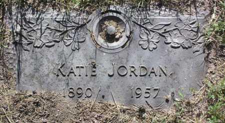 JORDAN, KATIE - Yavapai County, Arizona | KATIE JORDAN - Arizona Gravestone Photos