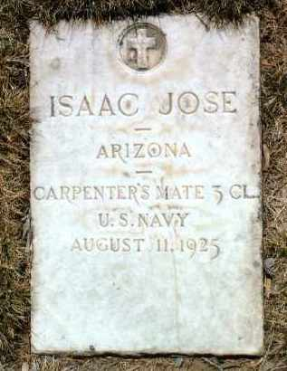 JOSE, ISAAC - Yavapai County, Arizona | ISAAC JOSE - Arizona Gravestone Photos