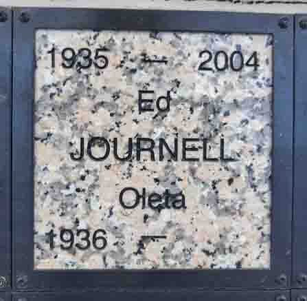 JOURNELL, LUTHER E. (ED) - Yavapai County, Arizona | LUTHER E. (ED) JOURNELL - Arizona Gravestone Photos