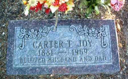 JOY, CARTER TROUPE - Yavapai County, Arizona | CARTER TROUPE JOY - Arizona Gravestone Photos