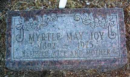 JOY, MYRTLE MAY - Yavapai County, Arizona | MYRTLE MAY JOY - Arizona Gravestone Photos