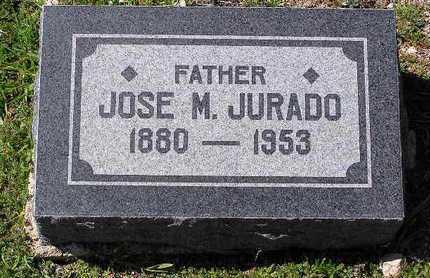 JURADO, JOSE M. - Yavapai County, Arizona | JOSE M. JURADO - Arizona Gravestone Photos