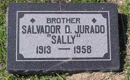 JURADO, SALVADOR D. (SALLY) - Yavapai County, Arizona | SALVADOR D. (SALLY) JURADO - Arizona Gravestone Photos