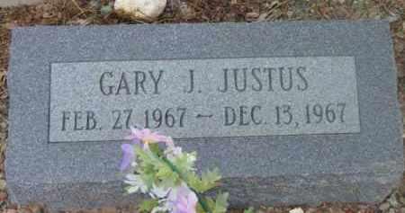 JUSTUS, GARY J. - Yavapai County, Arizona | GARY J. JUSTUS - Arizona Gravestone Photos