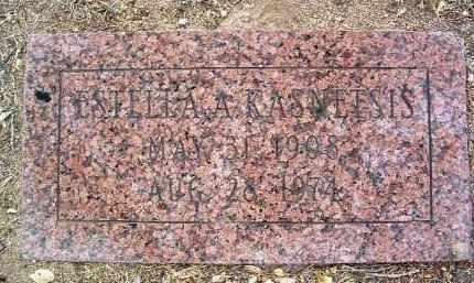KASNETSIS, ESTELLA A. - Yavapai County, Arizona | ESTELLA A. KASNETSIS - Arizona Gravestone Photos