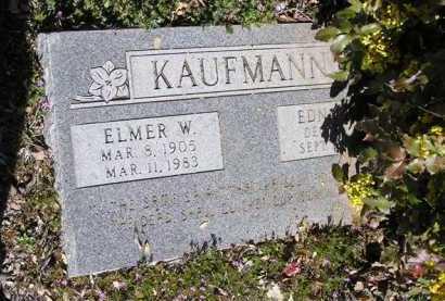 KAUFMANN, EDNA MAE - Yavapai County, Arizona | EDNA MAE KAUFMANN - Arizona Gravestone Photos