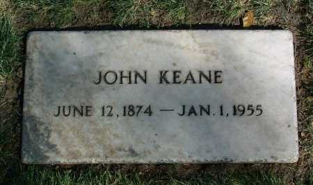 KEANE, JOHN - Yavapai County, Arizona | JOHN KEANE - Arizona Gravestone Photos
