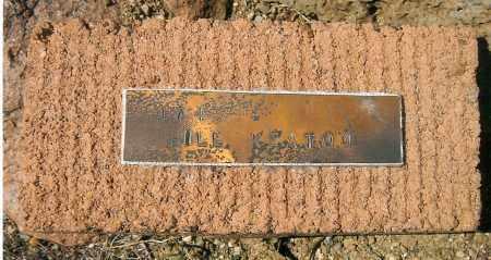KEATON, BILL - Yavapai County, Arizona | BILL KEATON - Arizona Gravestone Photos