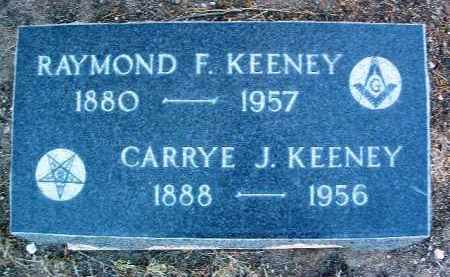 KEENEY, CARRYE J. - Yavapai County, Arizona | CARRYE J. KEENEY - Arizona Gravestone Photos