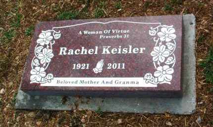 KEISLER, RACHEL - Yavapai County, Arizona | RACHEL KEISLER - Arizona Gravestone Photos