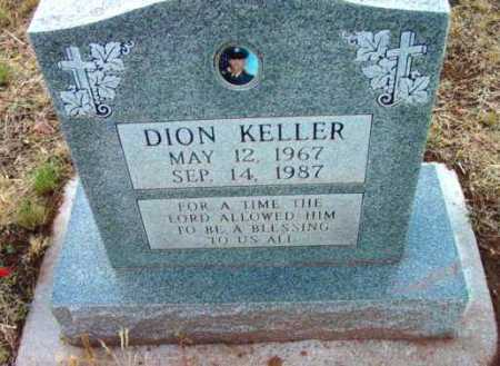 KELLER, DION - Yavapai County, Arizona | DION KELLER - Arizona Gravestone Photos