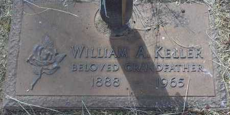 KELLER, WILLIAM AMIL - Yavapai County, Arizona   WILLIAM AMIL KELLER - Arizona Gravestone Photos