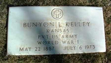 KELLEY, BUNYON LAFAYETTE - Yavapai County, Arizona   BUNYON LAFAYETTE KELLEY - Arizona Gravestone Photos