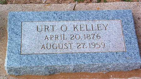 KELLEY, URT ORUS - Yavapai County, Arizona | URT ORUS KELLEY - Arizona Gravestone Photos