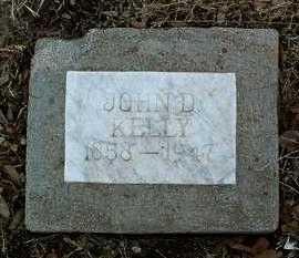 KELLY, JOHN DOUGLAS - Yavapai County, Arizona   JOHN DOUGLAS KELLY - Arizona Gravestone Photos