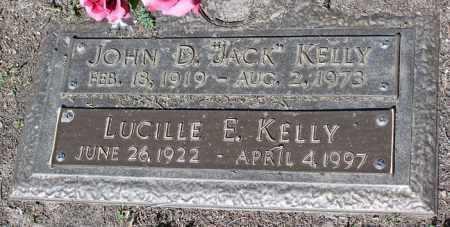 KELLY, JOHN D. (JACK) - Yavapai County, Arizona | JOHN D. (JACK) KELLY - Arizona Gravestone Photos