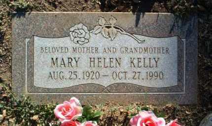 CULVER KELLY, MARY HELEN - Yavapai County, Arizona | MARY HELEN CULVER KELLY - Arizona Gravestone Photos