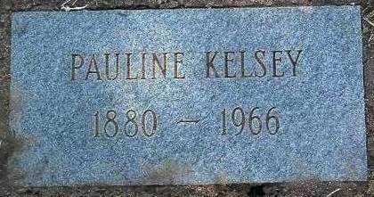 KELSEY, PAULINE - Yavapai County, Arizona | PAULINE KELSEY - Arizona Gravestone Photos