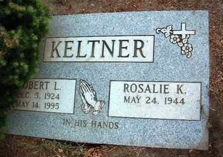 KELTNER, ROBERT LLOYD - Yavapai County, Arizona | ROBERT LLOYD KELTNER - Arizona Gravestone Photos