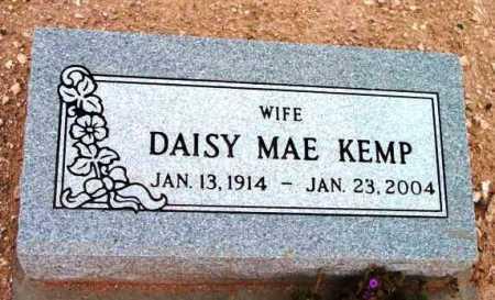 KEMP, DAISY MAE - Yavapai County, Arizona | DAISY MAE KEMP - Arizona Gravestone Photos