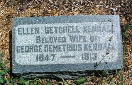 KENDALL, ELLEN - Yavapai County, Arizona | ELLEN KENDALL - Arizona Gravestone Photos