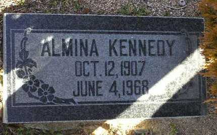 STEVENS KENNEDY, A. M. - Yavapai County, Arizona   A. M. STEVENS KENNEDY - Arizona Gravestone Photos