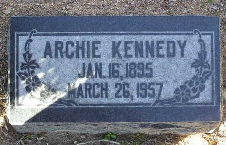 KENNEDY, ARCHIE - Yavapai County, Arizona | ARCHIE KENNEDY - Arizona Gravestone Photos