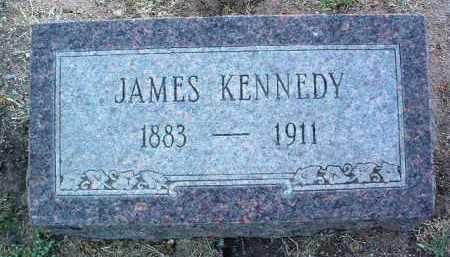 KENNEDY, JAMES T. - Yavapai County, Arizona | JAMES T. KENNEDY - Arizona Gravestone Photos