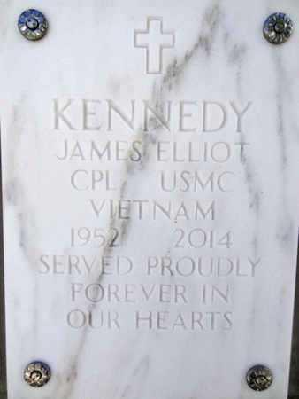 KENNEDY, JAMES ELLIOT - Yavapai County, Arizona   JAMES ELLIOT KENNEDY - Arizona Gravestone Photos