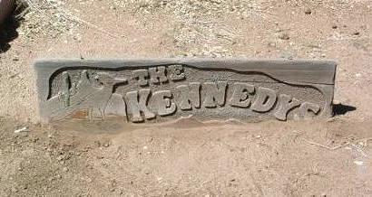 KENNEDY, UNKNOWN - Yavapai County, Arizona   UNKNOWN KENNEDY - Arizona Gravestone Photos