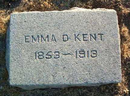 GLOVES KENT, EMMA O. - Yavapai County, Arizona | EMMA O. GLOVES KENT - Arizona Gravestone Photos