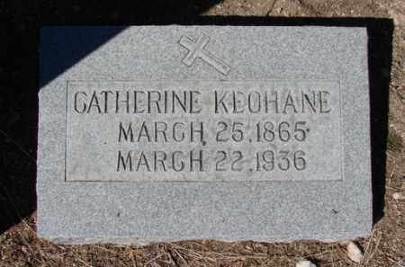 DRISCOLL KEOHANE, CATHERINE - Yavapai County, Arizona | CATHERINE DRISCOLL KEOHANE - Arizona Gravestone Photos