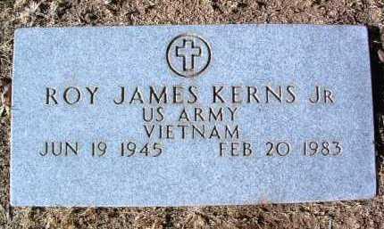 KERNS, ROY JAMES, JR. - Yavapai County, Arizona | ROY JAMES, JR. KERNS - Arizona Gravestone Photos