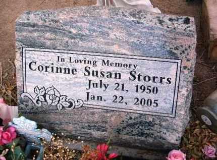 STORRS KERPER, CORINNE SUSAN - Yavapai County, Arizona | CORINNE SUSAN STORRS KERPER - Arizona Gravestone Photos