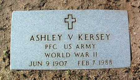 KERSEY, ASHLEY VERNON - Yavapai County, Arizona | ASHLEY VERNON KERSEY - Arizona Gravestone Photos